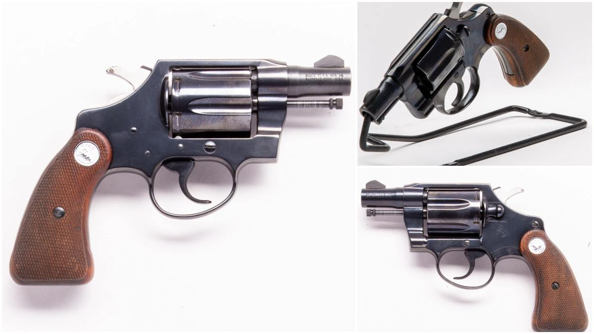 This circa 1970 Colt Detective Special is available in the Guns.com Vault.