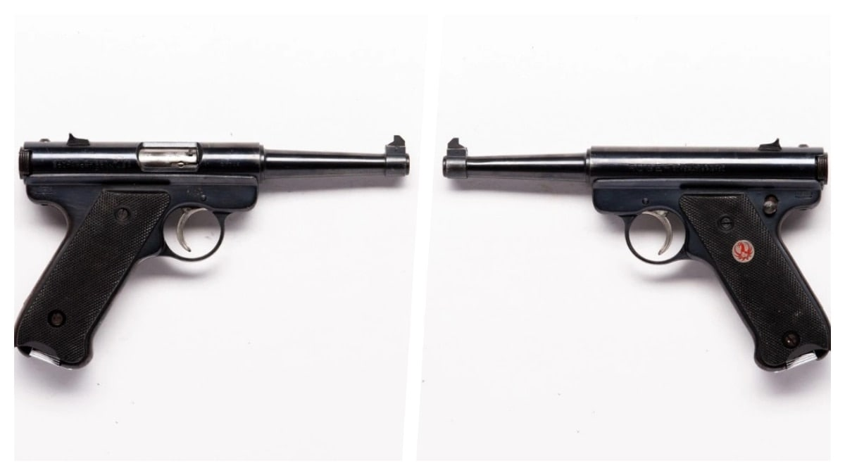 This old school Mark I currently availible in the Guns.com Vault represents the first generation of Ruger firearms, and today's Mark IV carries its linage