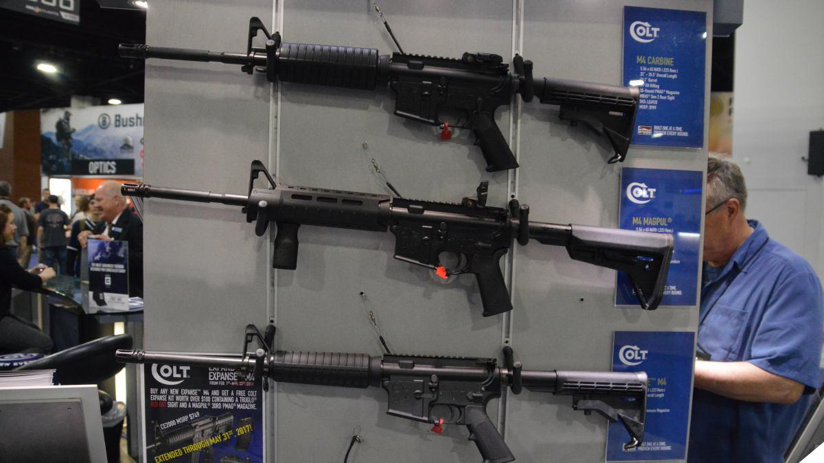 Colt M4 series