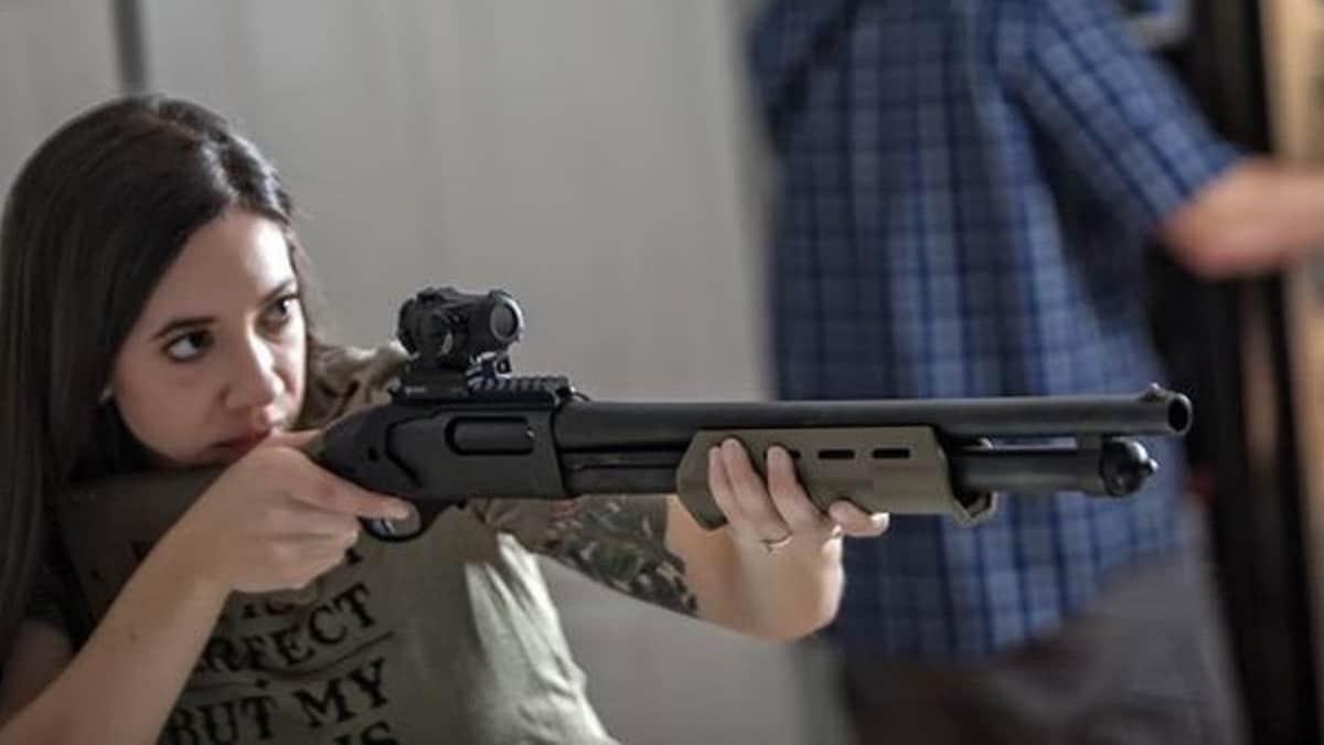 Shotguns for home defense