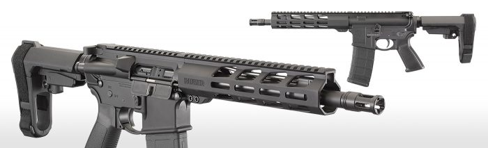 Ruger AR556 pistol