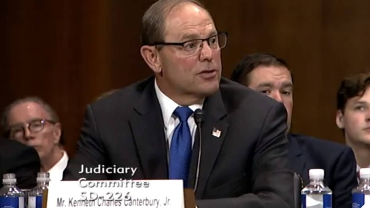 ATF Director Nominee No Support for Further Gun Restrictions