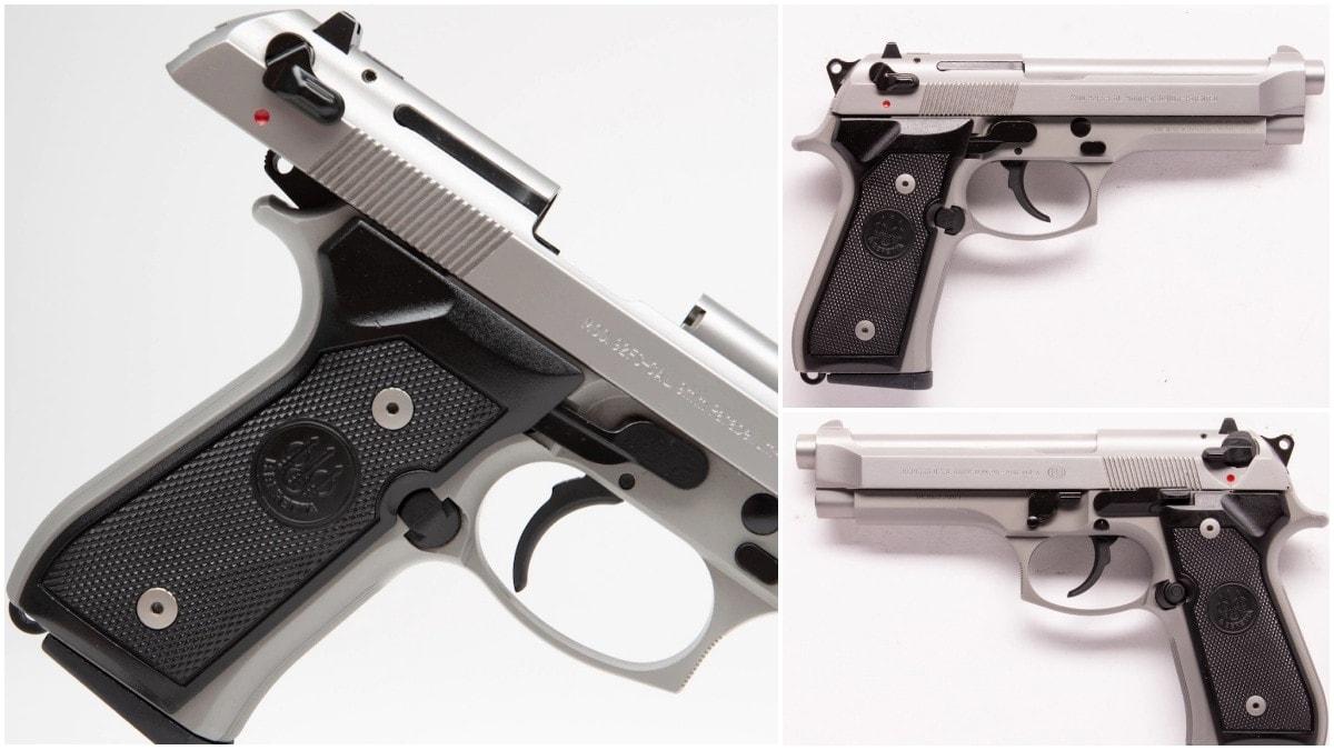 Beretta Inox 92