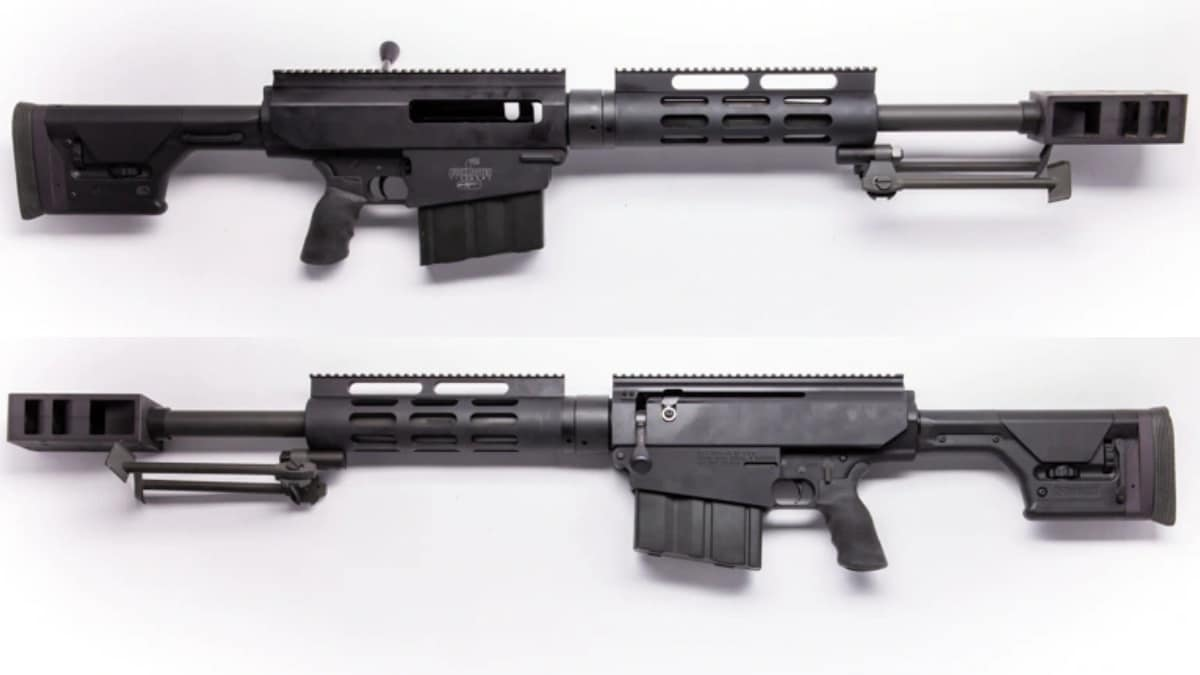Bushmaster BA50: The Tale of a Chunky .50 Cal BMG Carbine