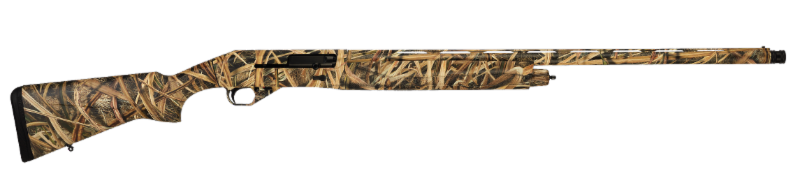 CZ 1012 synthetic camo with a Mossy Oaks Blades pattern, $749 MSRP
