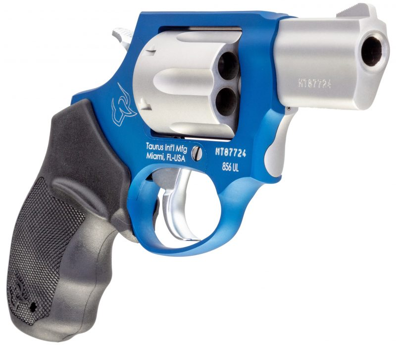 Taurus 856 Cobalt carbon option