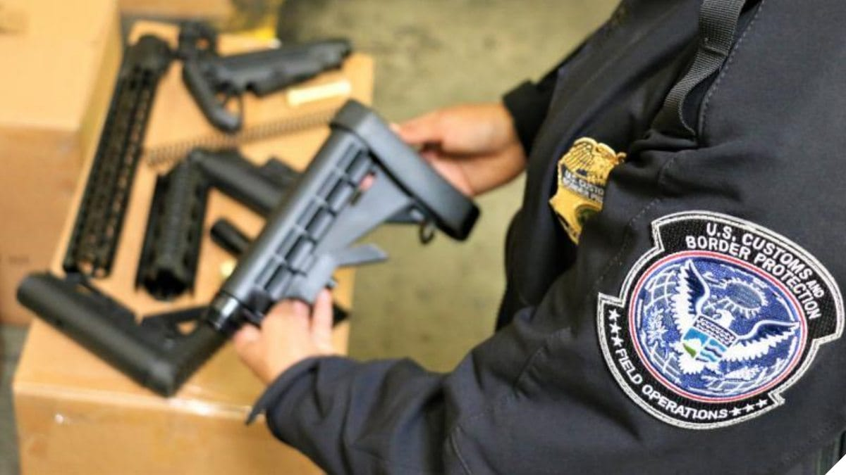 Customs puts the Crimp on Banned Gun Parts from China