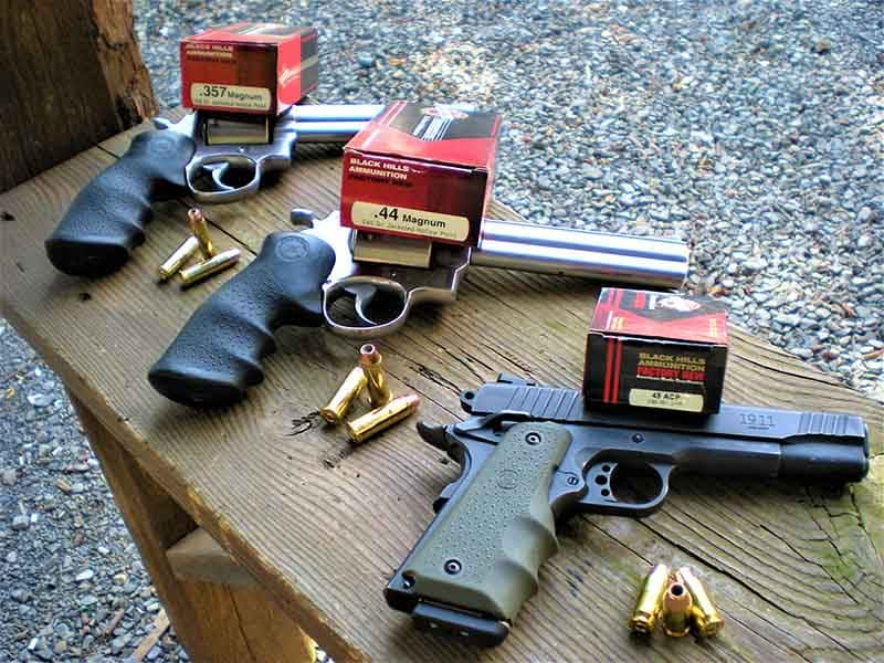 Ammunition: From Rimfire Rounds to Centerfire and Everything