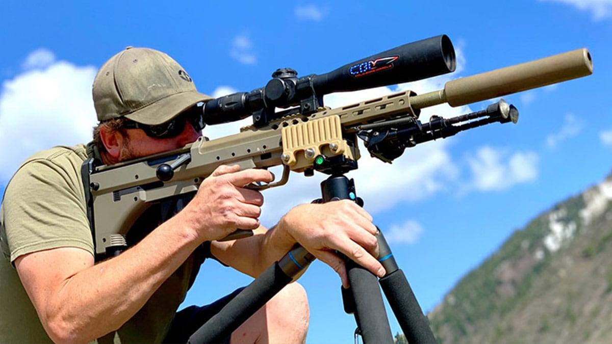 Gun Review: Desert Tech SRS A2...