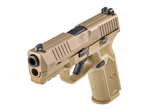 FN Further Expands FN 509 Line with Full FDE Model 2