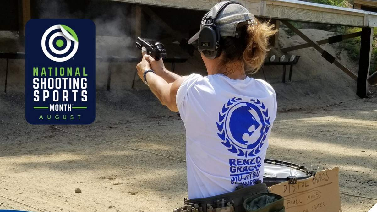 Kicking off National Shooting Sports Month