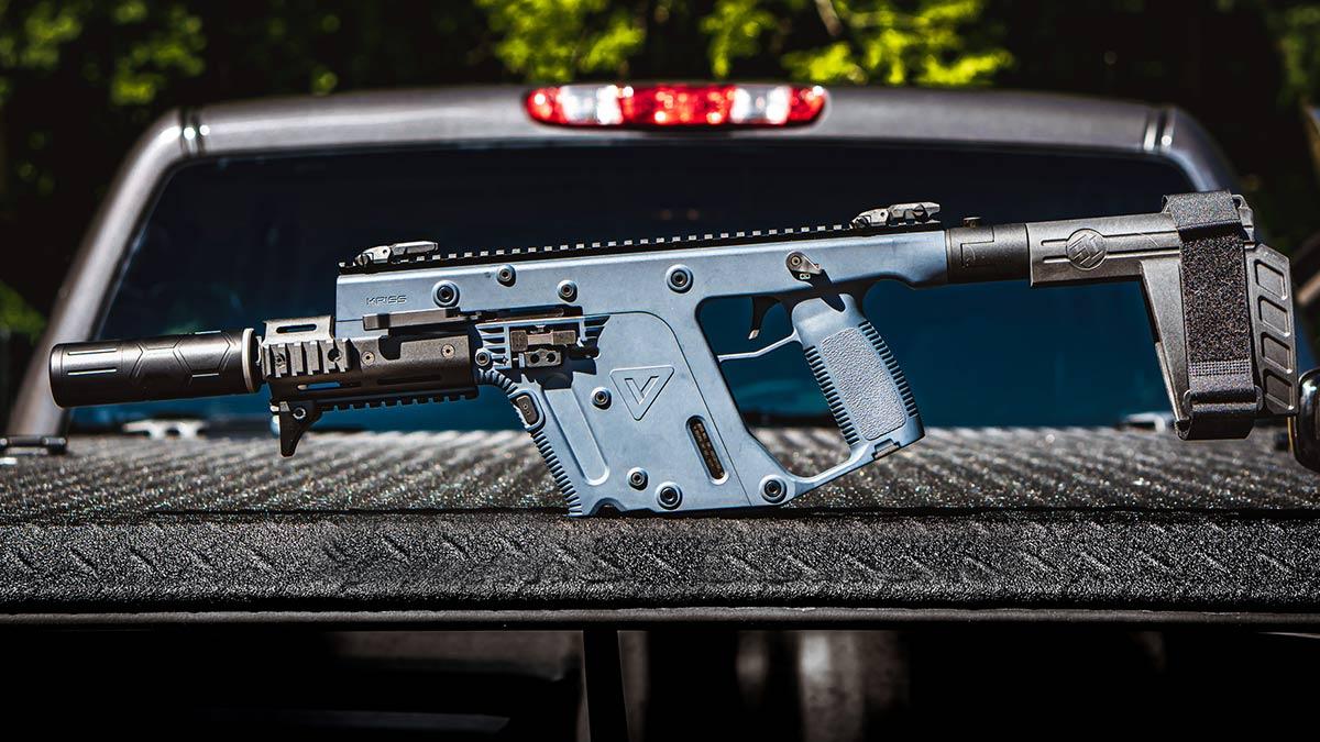 Gun Review: The Second Generation Kriss Vector