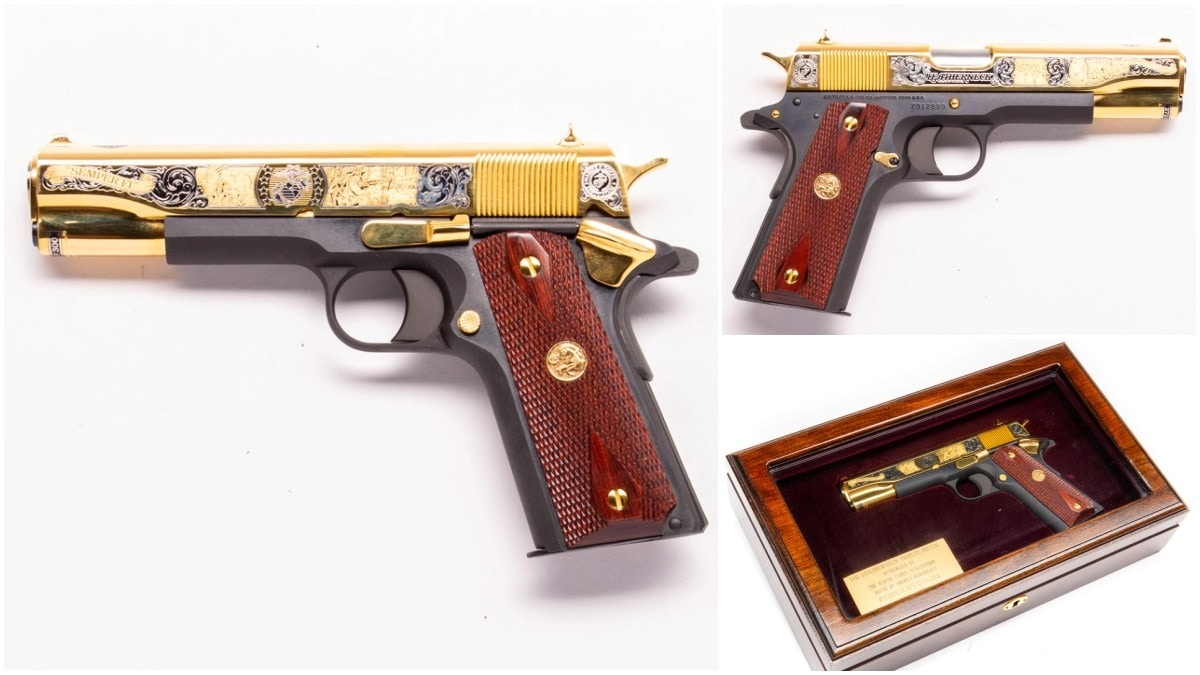 Marine Tribute Colt
