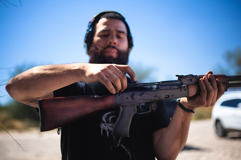 All About AKs with Lee Armory's Mario Parada :: Guns com