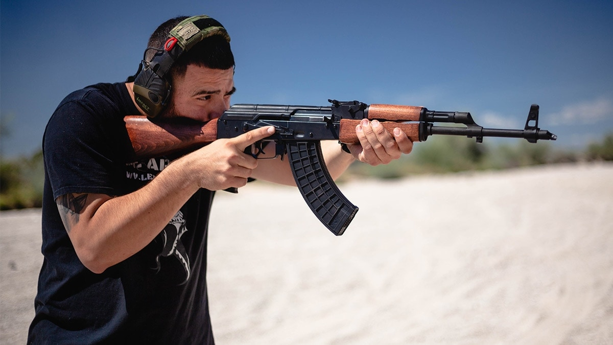 All About AKs with Lee Armory's Mario...