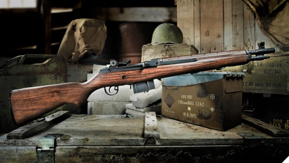 Meet the New Springfield Armory M1A Tanker Rifle