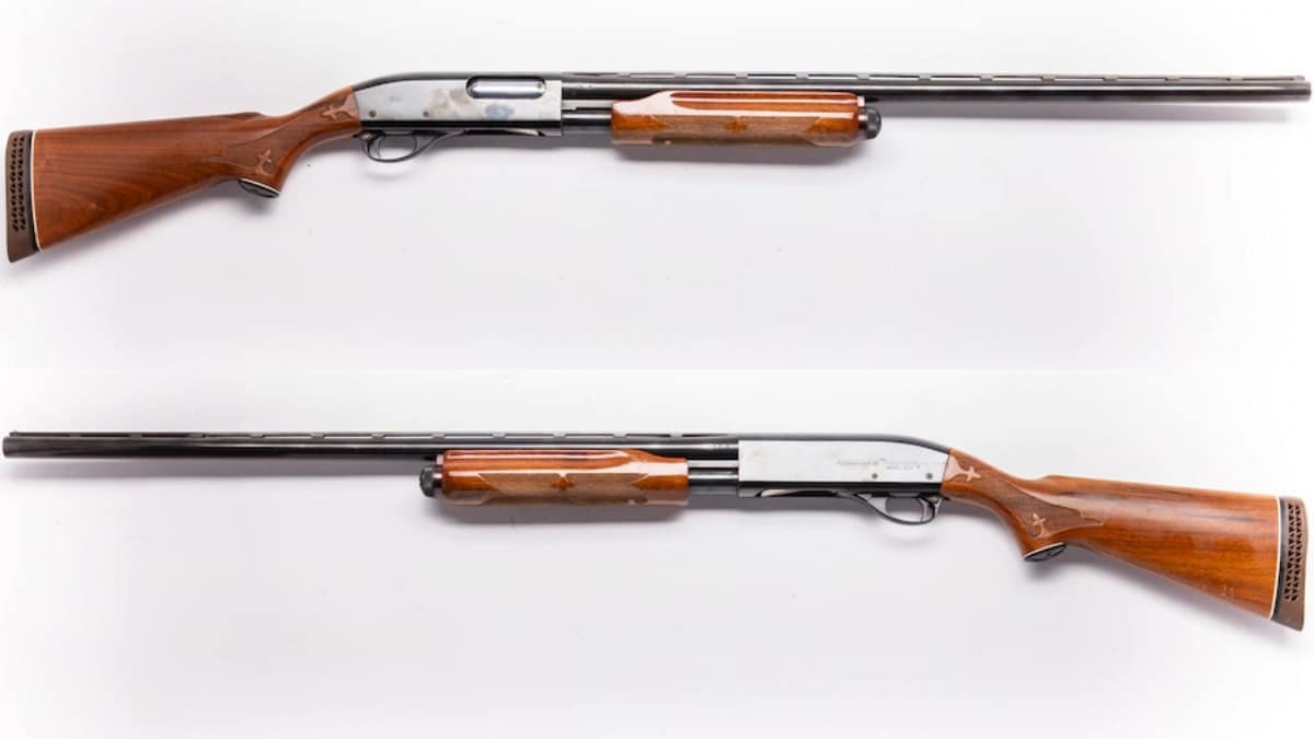 Remington 870 Wingmaster 12