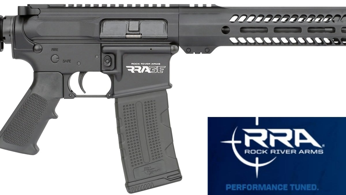 Rock River Arms Expands RRAGE series ARs with New 3G Rifle