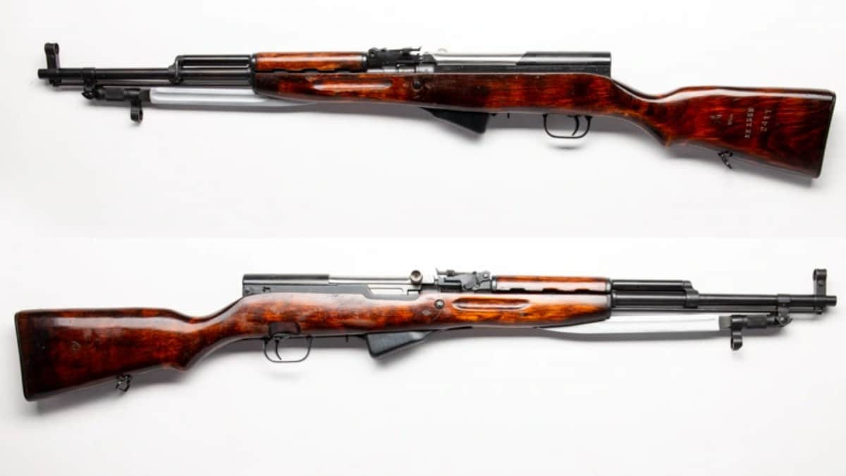 The Humble yet Increasingly Collectible SKS Rifle: A History
