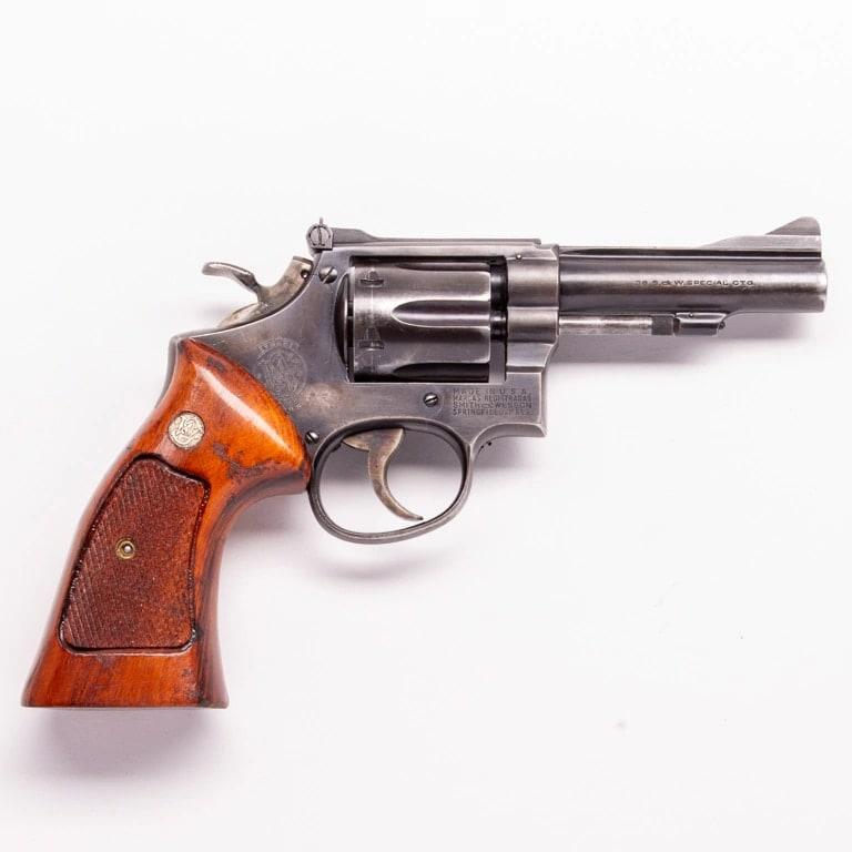 SW model 15 gunscom