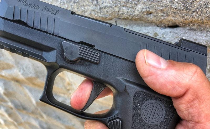 Sig P320 X-Compact