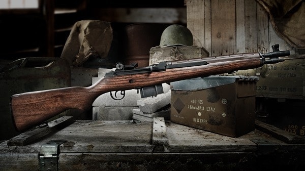 Springfield Armory M1A Tanker Rifle top