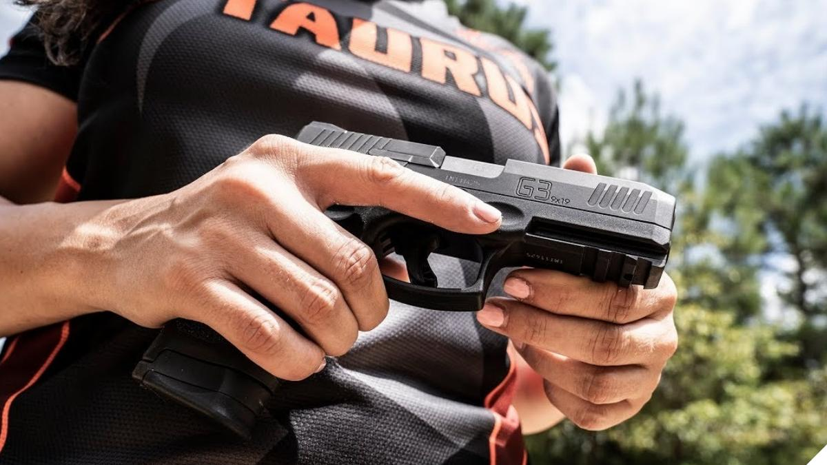Taurus Debuts New Full-Size G3 Polymer 9mm Pistol