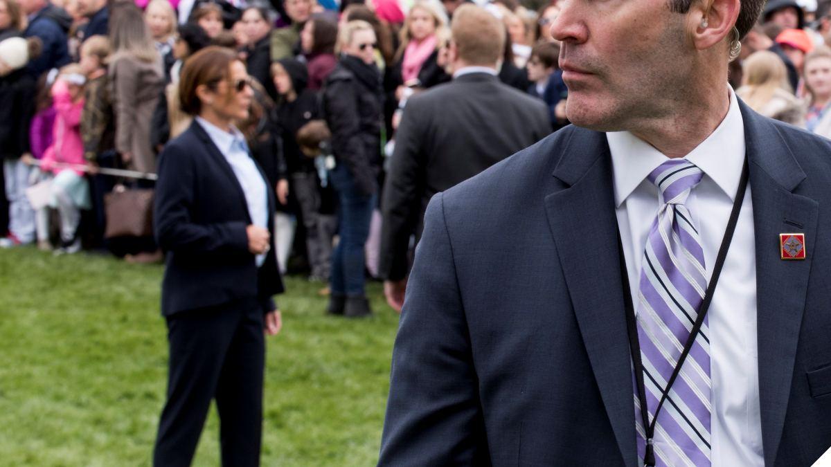 U.S. Secret Service Reportedly Goes Glock