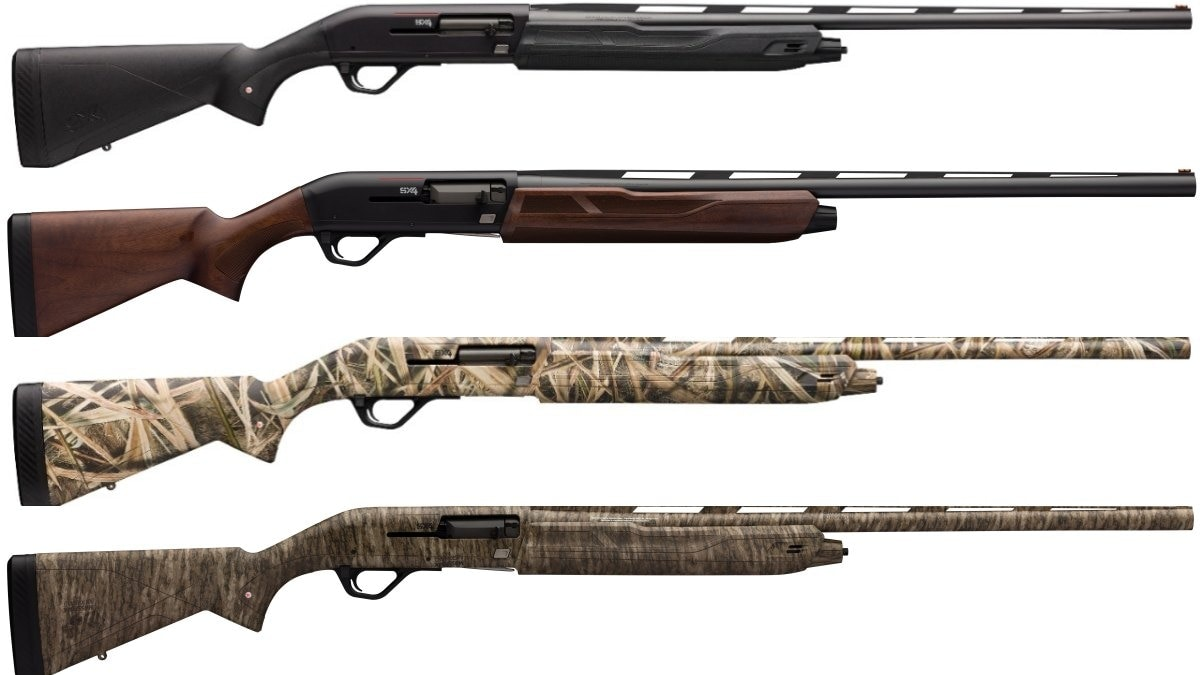 Winchester's Super X4 20-gauge models weigh in at approximately 6.25 to 6.75-pounds, depending on the model. (Photo: Winchester)