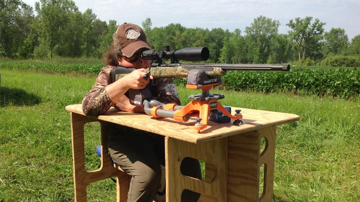 How to Zero a Riflescope at 100 Yards