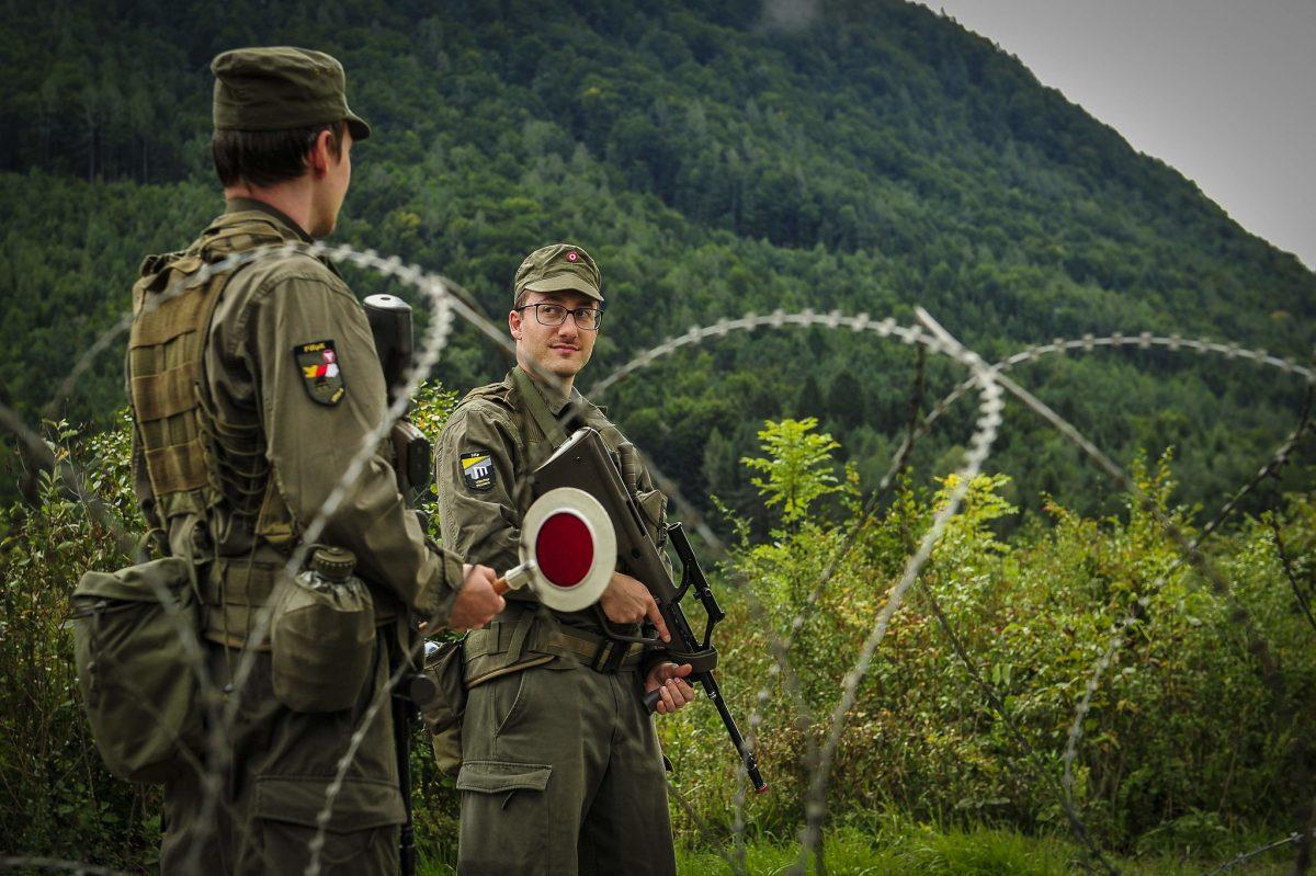 Austrian Army 2019 AUG