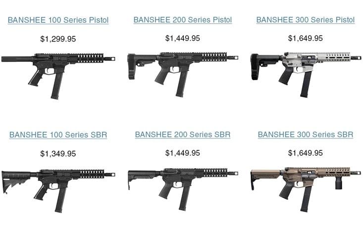 Banshee CMMG 10mm