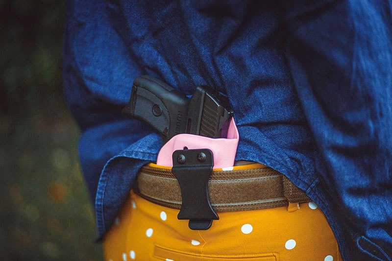 Fall Concealed Carry
