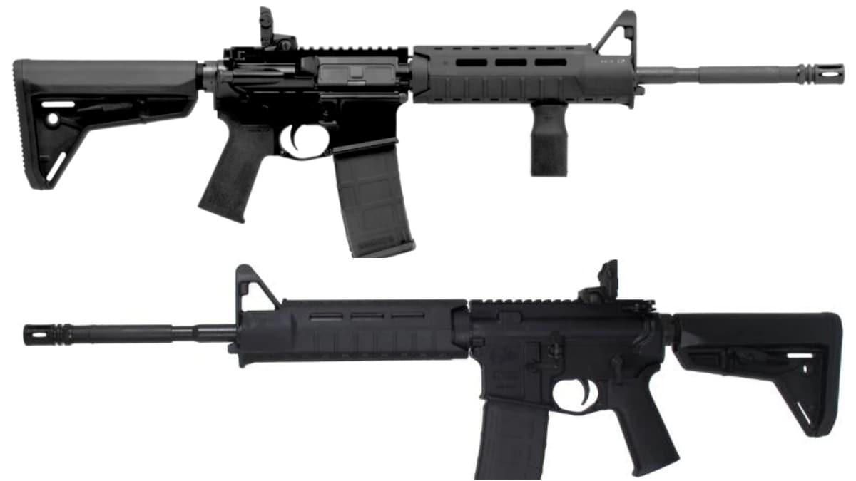 Colt M4 Carbine, Magpul SL variant