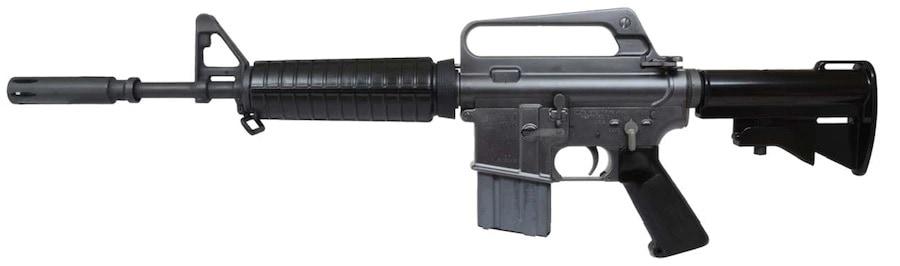Colt's XM177E2 Retro Reissue