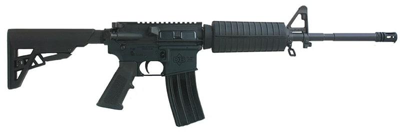 Affordable AR-15 diamondback db-15