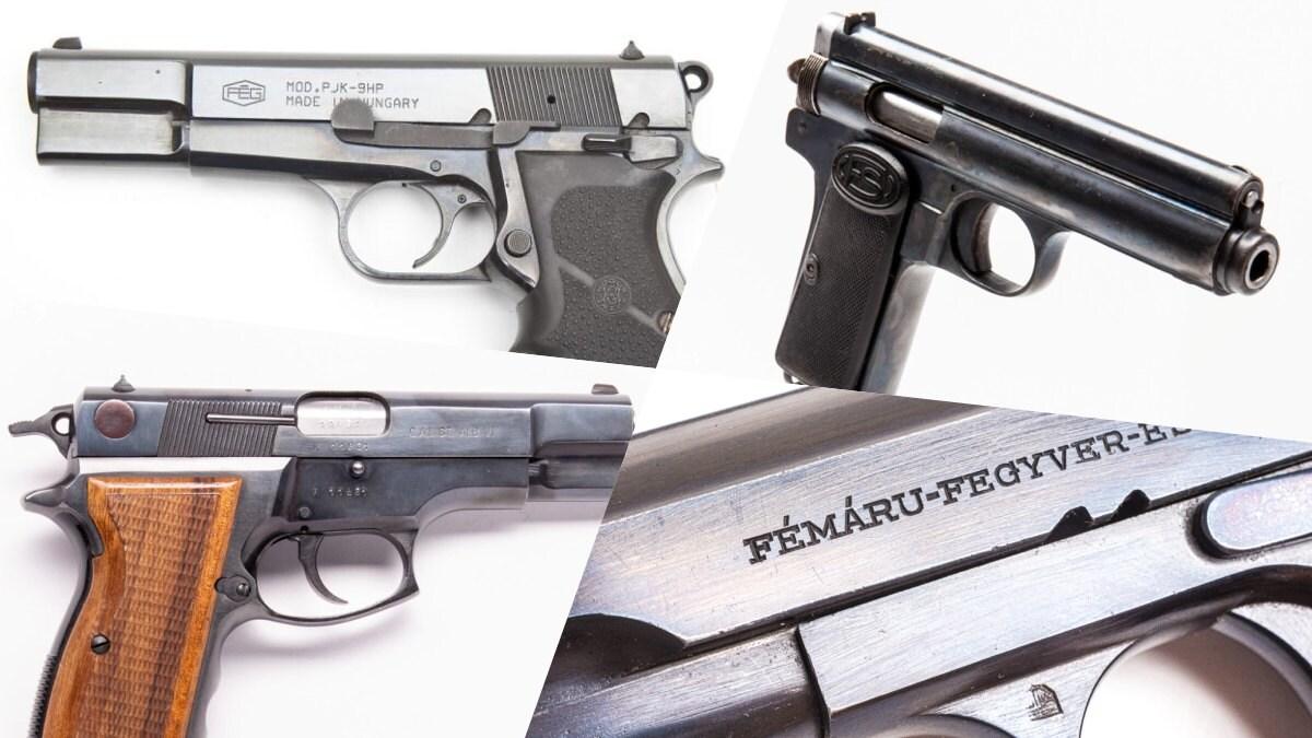 Femaru, Frommer and FEG: Historical Hungarian Handgun Basics