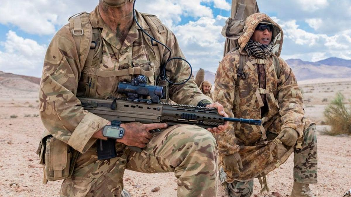 Heckler & Koch wins Contract to Upgrade British Military Rifles