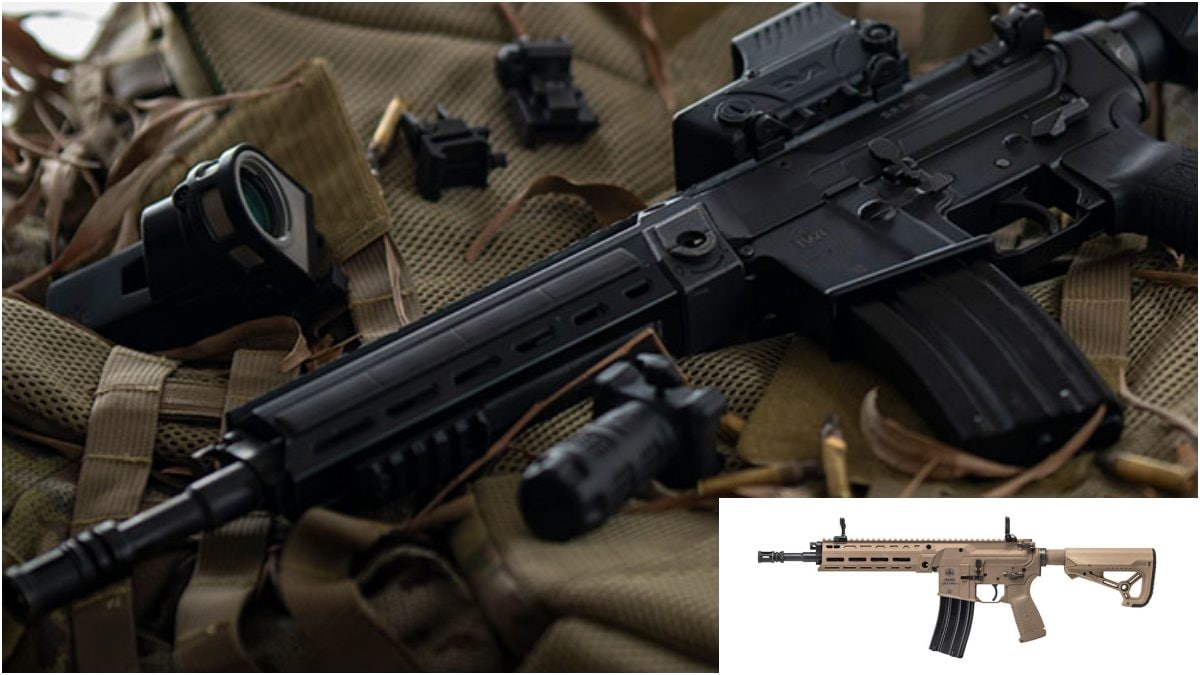 IWI Announces New ARAD Piston Rifle in 5 56, 300 BLK :: Guns com