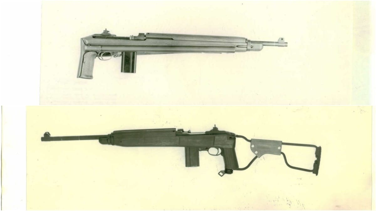 M1A1 carbines variants