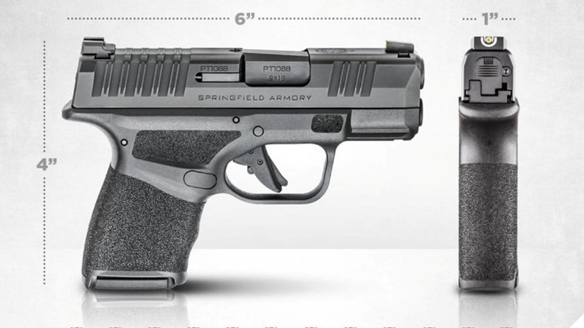 More on the new 11+1 Springfield Armory Hellcat Micro-compact