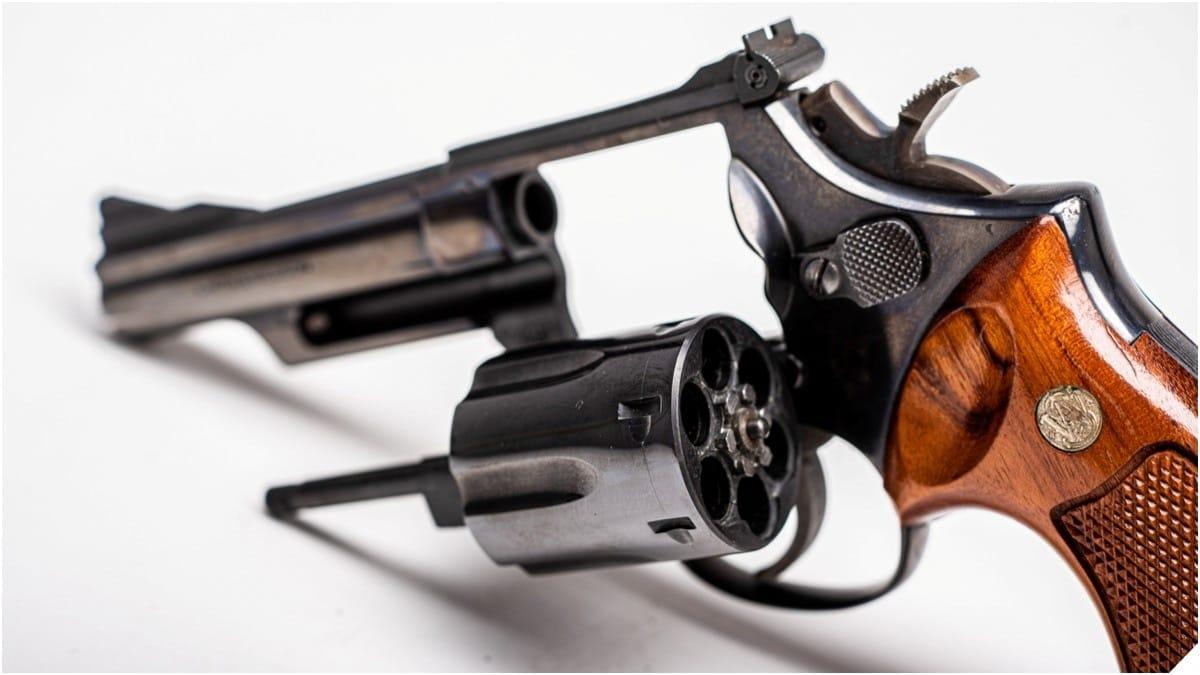 S&W Model 19 Combat Magnum