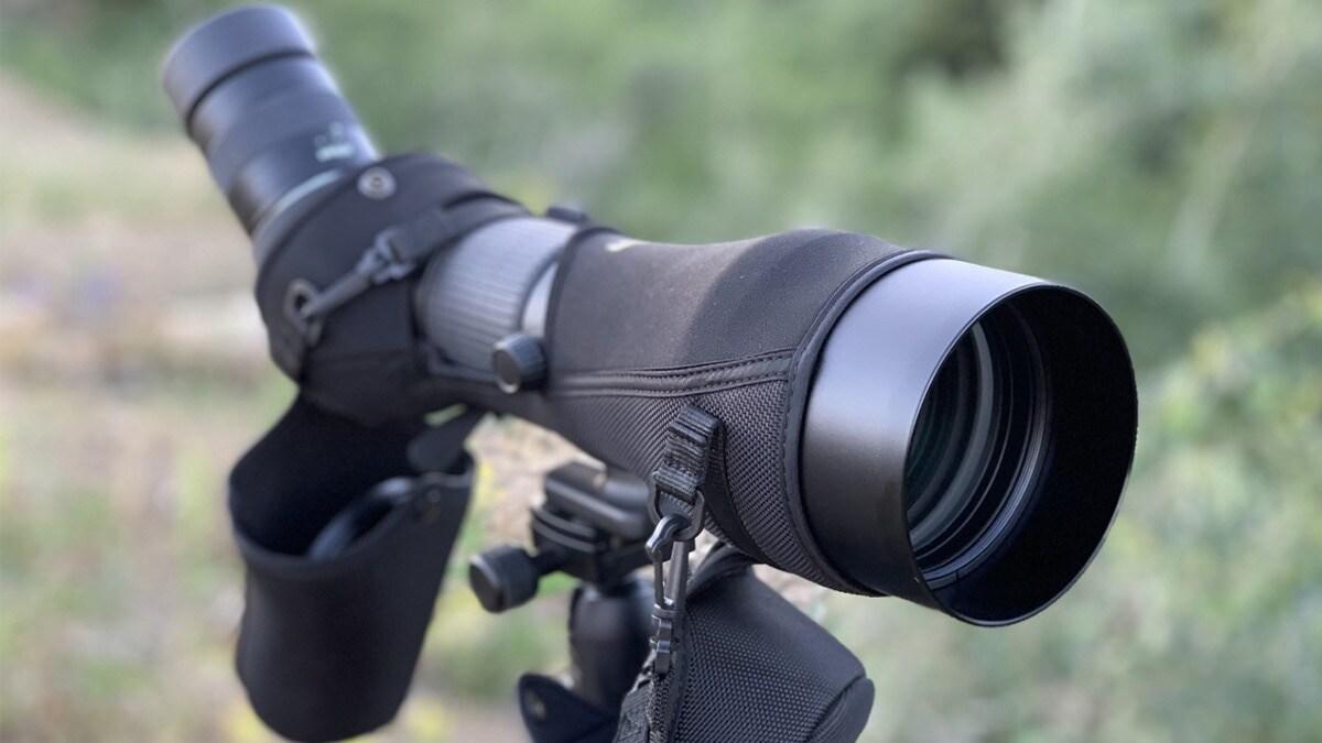 Hunting spotting scope