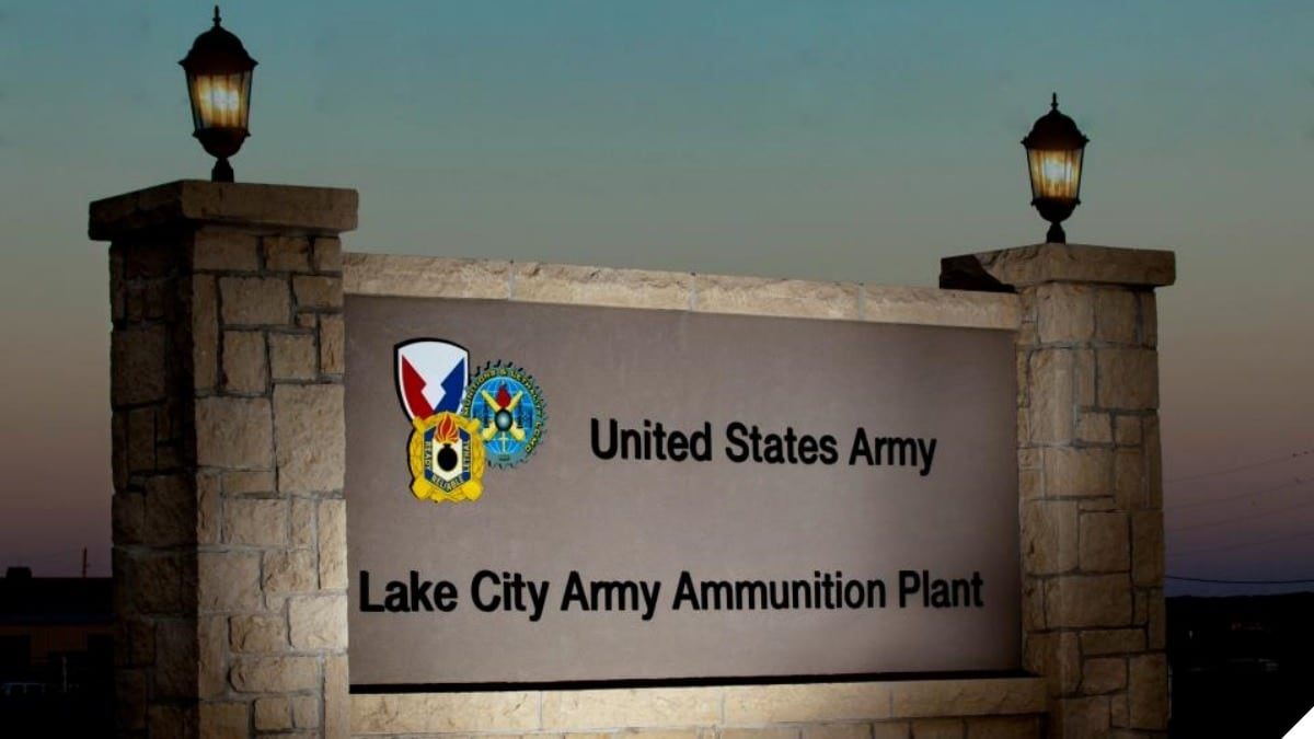 The Army's Lake City Army Ammunition Plant was established in World War II and provides small arms ammo to the military. Winchester stands to run the plant until 2029. (Photo: U.S. Army)