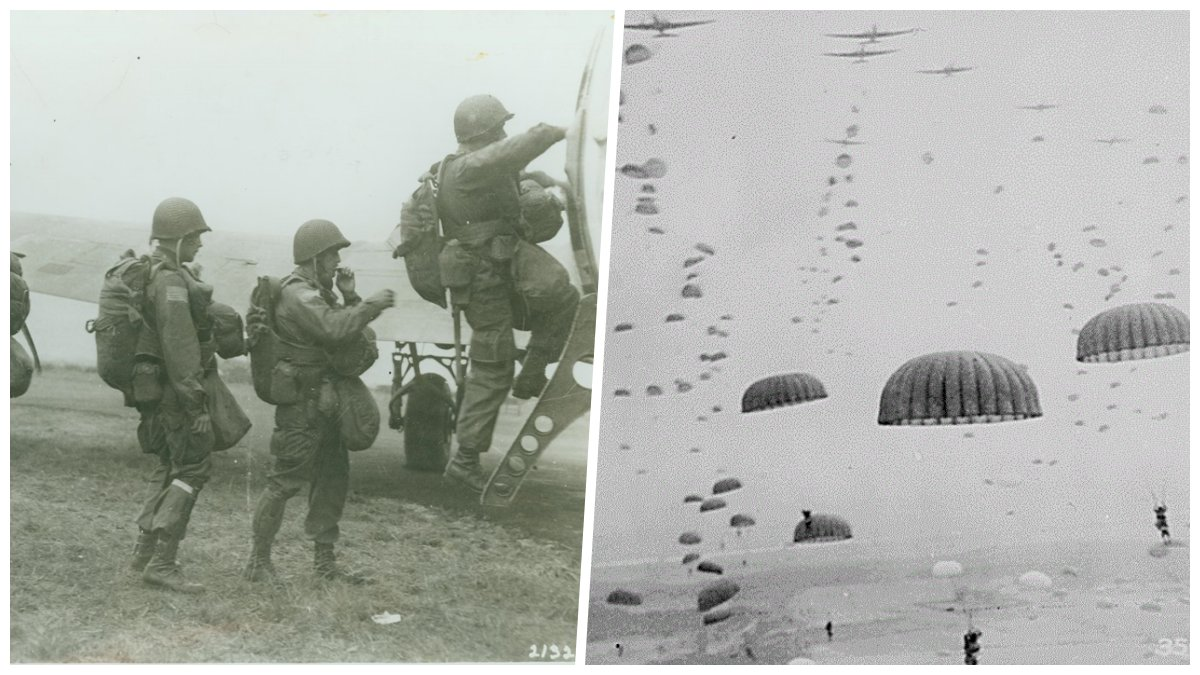 Operation Market Garden at 75 The Guns of the Paratrooper