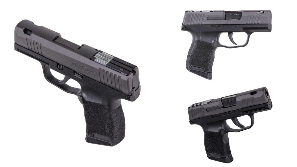 P365 SAS Sig pistol