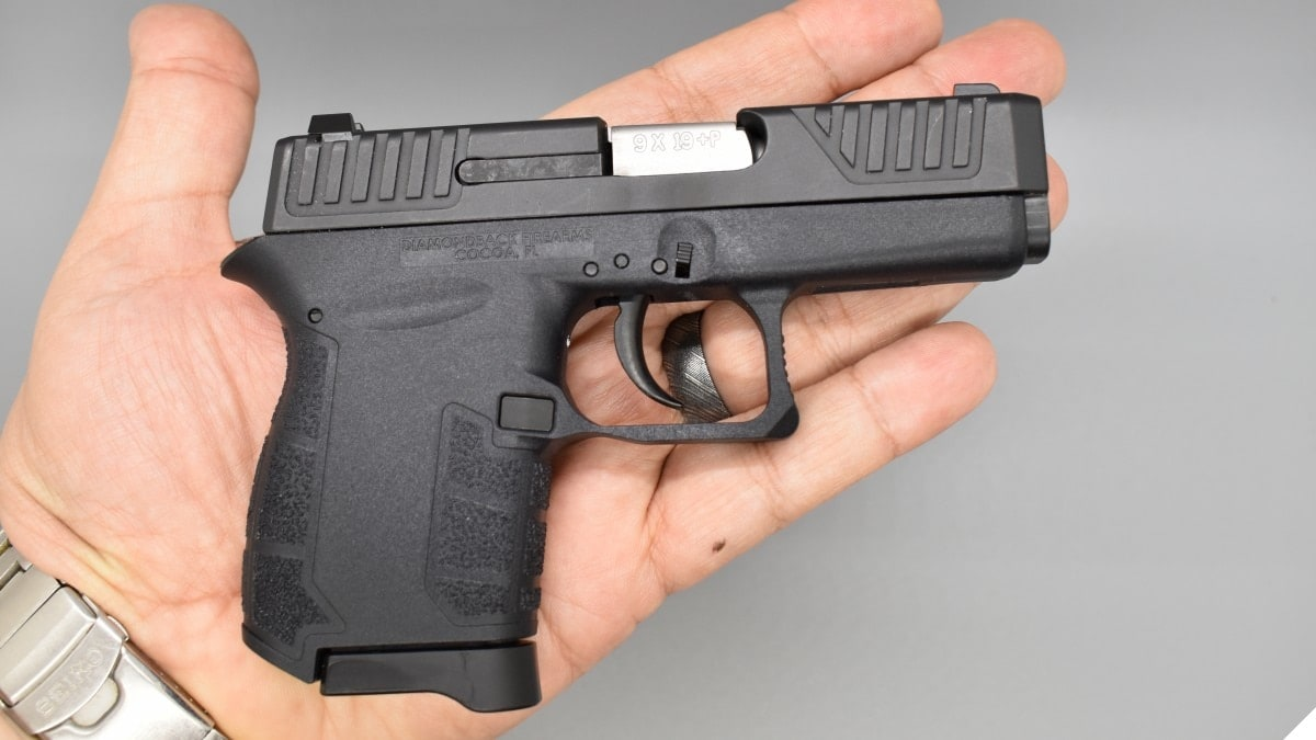 Pocket-Sized Powerhouse: The Diamondback DB9 Gen 4