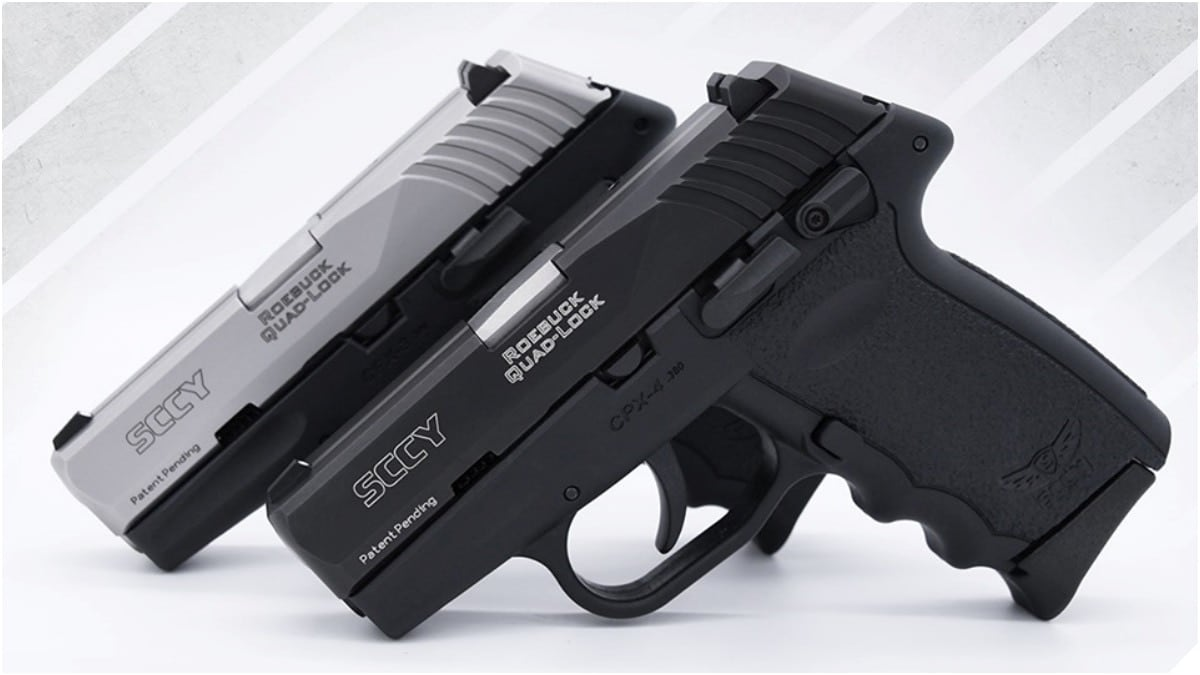 SCCY Promises New CPX-4 .380 ACP Handgun