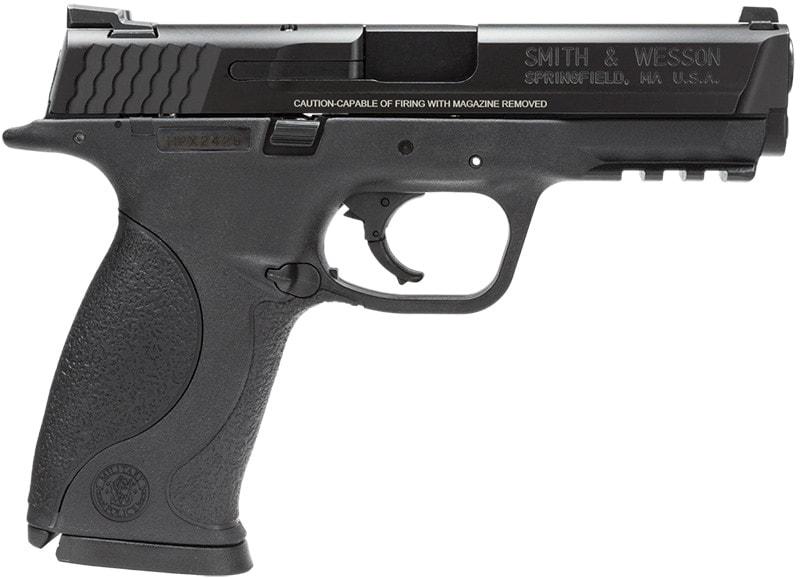 Competition handguns