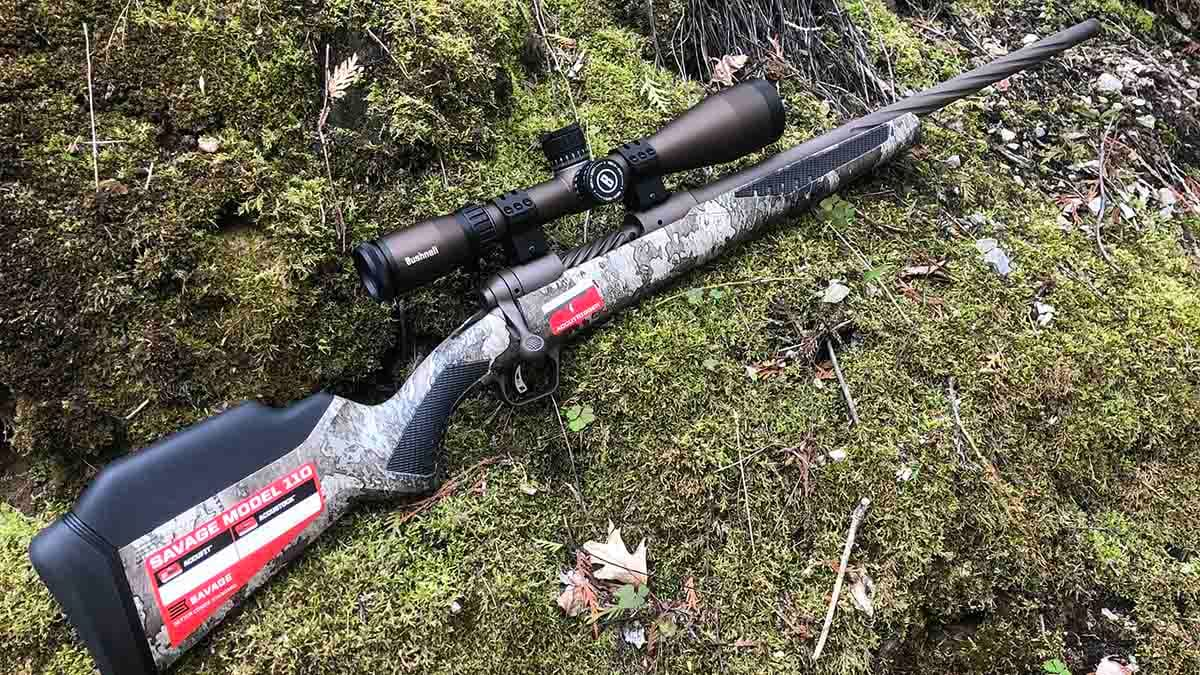 Gun Review: Savage 110 High Country
